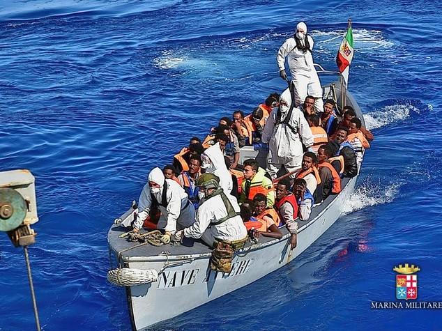Migranti: in 59 nel Catanzarese, soprattutto nuclei familiari