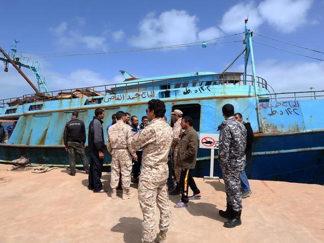Libia: Pinotti, 300 militari, 100 a protezione ospedale
