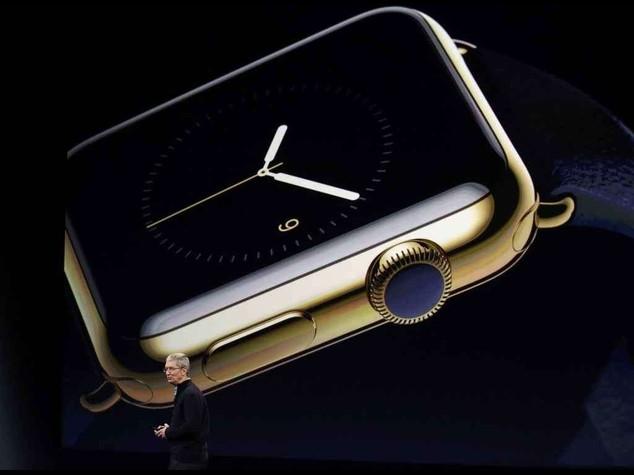 Svelato l'Apple Watch, costa fino a 20mila dollari - Foto e Video