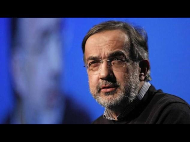 Fca: Marchionne riduce partecipazione per oneri fiscali
