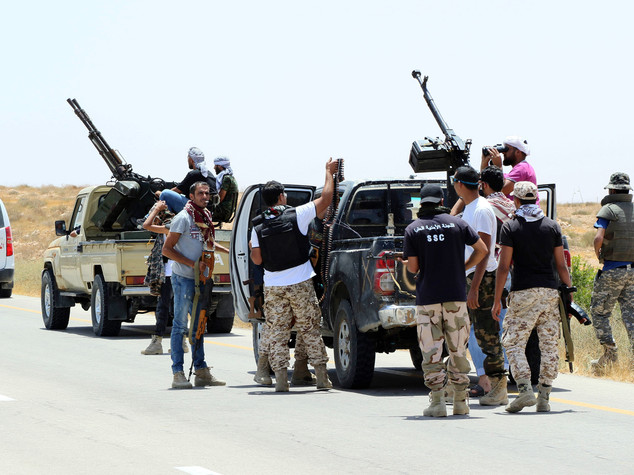 Libia: forze governative entrano in ultime aree Isis a Sirte