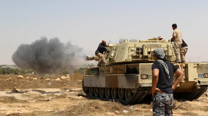 Tripoli riconquista il porto di Sirte