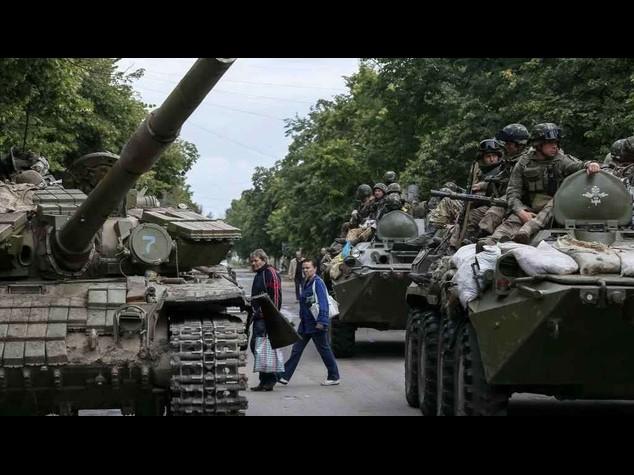 """Ucraina: missili Grad fanno strage soldati, Poroshenko promette """"vendetta"""""""