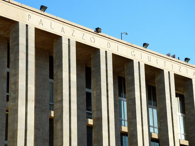 Allarme bomba a Palazzo giustizia Palermo, ma era solo uno yogurt