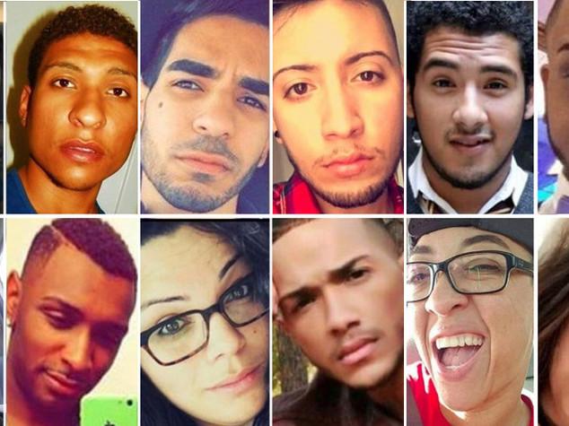L'America piange le vittime di Orlando