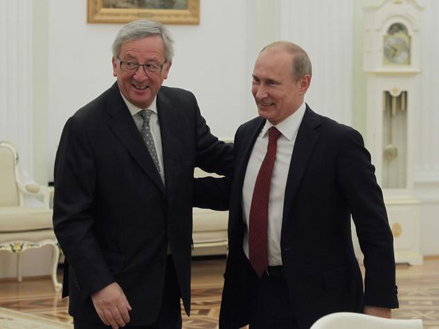 Forum Pietroburgo:Putin-Juncker affronteranno cooperazione Ue-Uee