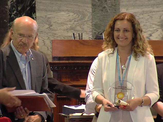 Salute: Ricercatrice Universita' Pisa premiata da Nobel medicina