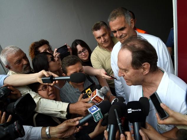 """Berlusconi """"lucido e in ottime condizioni"""""""