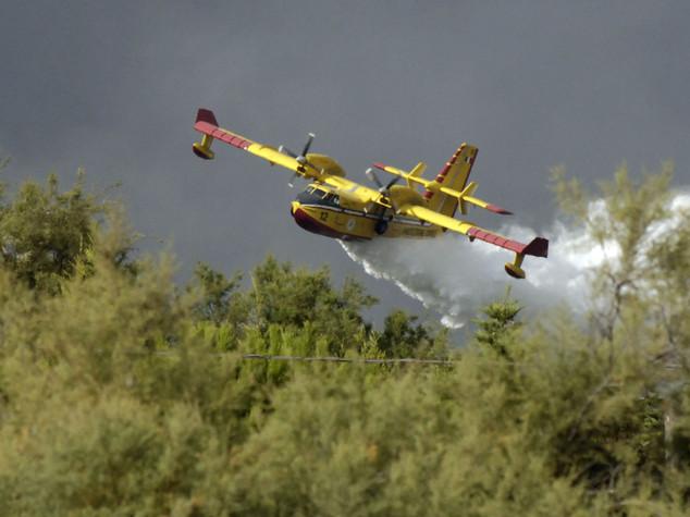 Incendi boschivi: 32 velivoli per campagna estiva prevenzione