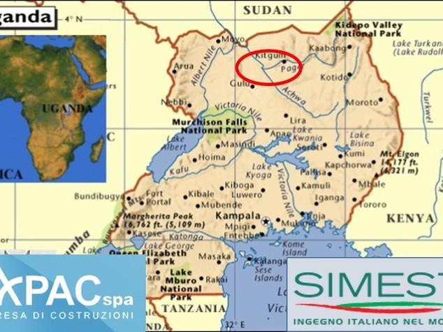 SIMEST supports renewable energy project in Uganda
