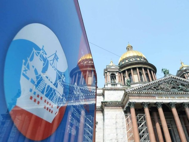 St. Petersburg Economic Forum to open on Thursday