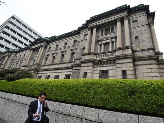 Giappone, Boj lascia invariata politica monetaria