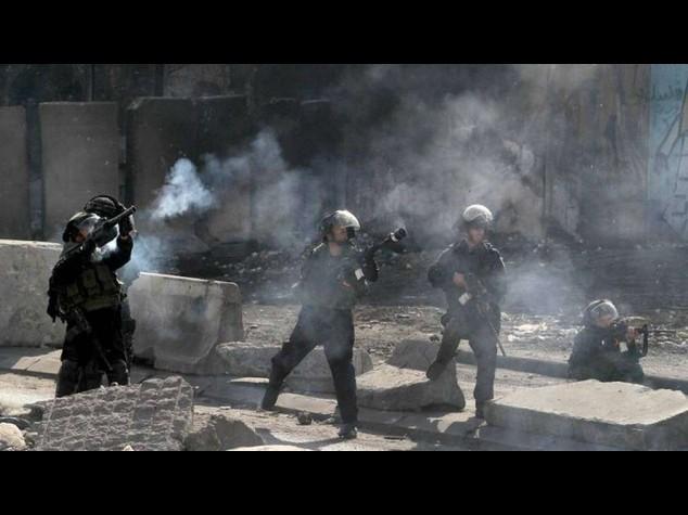 Palestinese ucciso da truppe israeliane in Cisgiordania