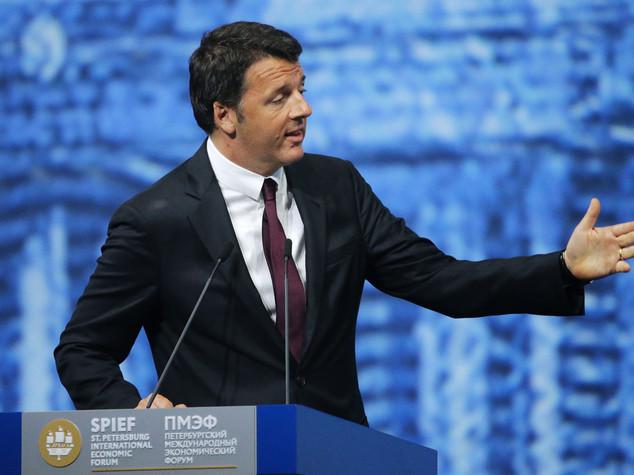 """Renzi in Russia, """"Guerra fredda fuori dalla storia"""""""