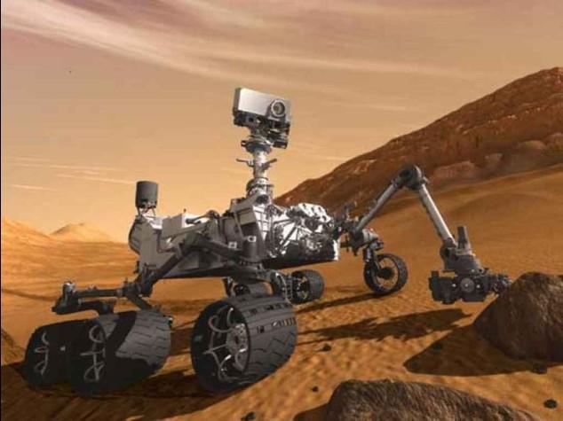 Curiosity scopre ' il metano su Marte. E' un segnale di vita? - Foto