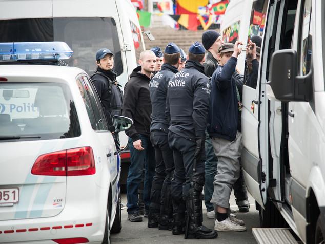 Blitz anti-terrorismo in Belgio, 12 fermati