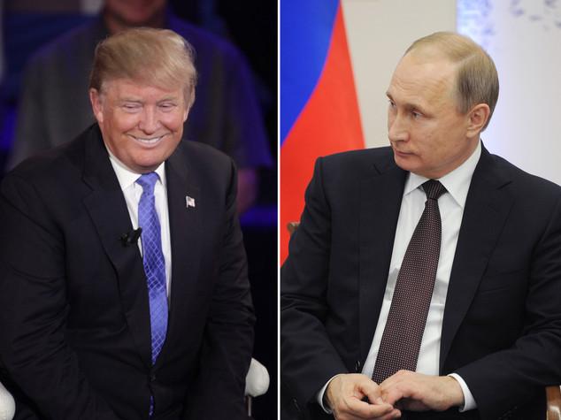 Trump inviterebbe Putin alla Casa Bianca, alleati contro l'Isis