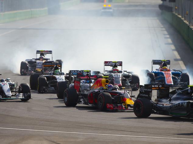 Rosberg vince GP d'Europa