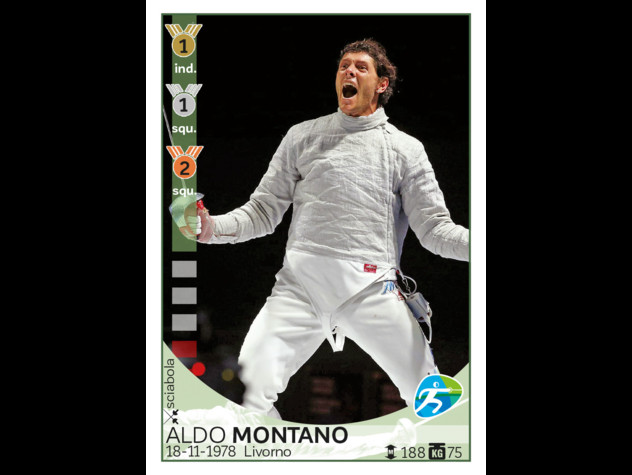 E' catanese la prima medaglia italiana alle olimpiadi brasiliane