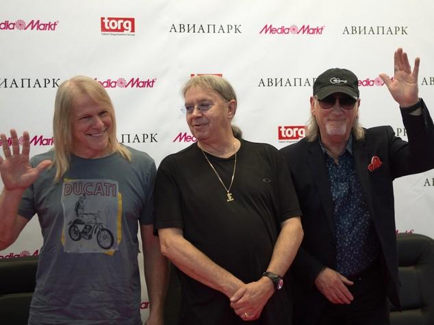 A luglio i Deep Purple in Italia per tre concerti