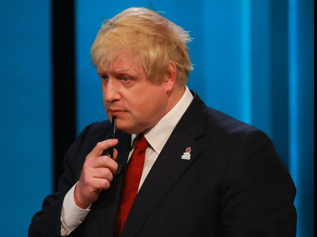 Brexit, Boris Johnson: