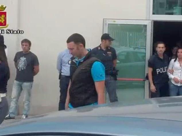 Blitz a Taranto, 33 arresti per associazione mafiosa - VIDEO