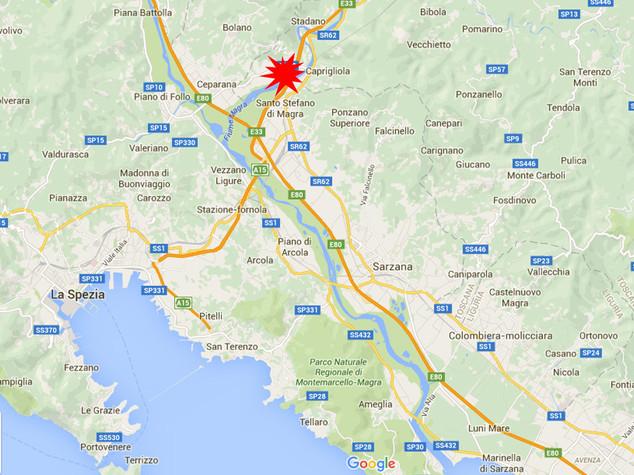 Terremoto di magnitudo 4 in provincia di La Spezia