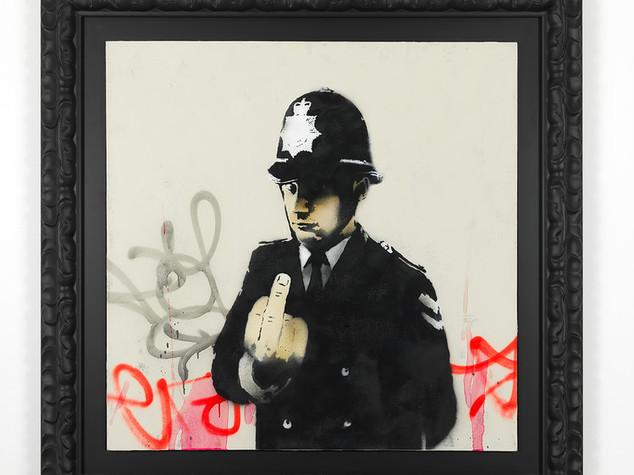 Boom di visitatori per Banksy, sì a foto ricordo