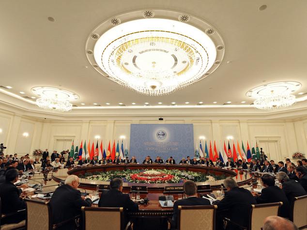 Uzbekistan: al via Sco, a sorpresa non avviata adesione Iran