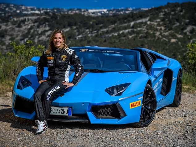 Michela Cerruti torna in Endurance su Lamborghini