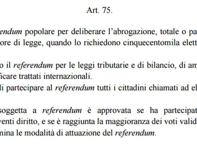 Perché l'Italia non può uscire dall'Ue