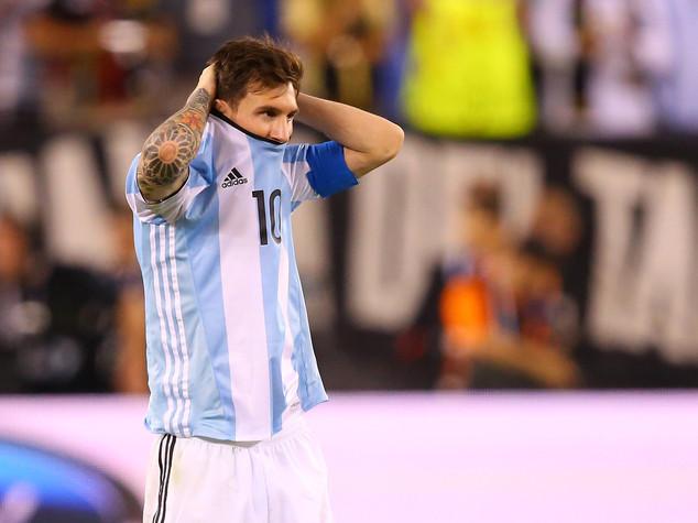 Coppa America, Argentina perde finale. L'addio di Messi