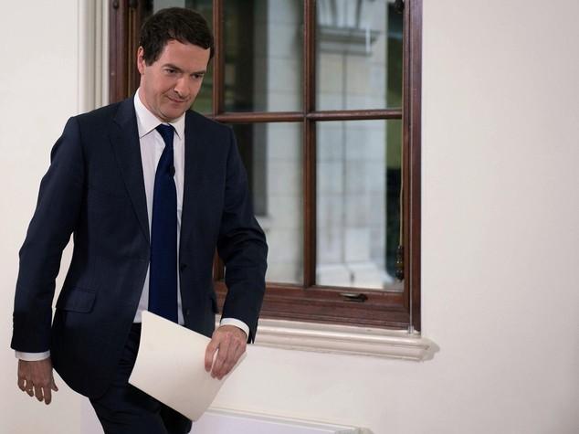 """Osborne """"Gb pronta alle sfide"""", vertice a 4 a Berlino"""