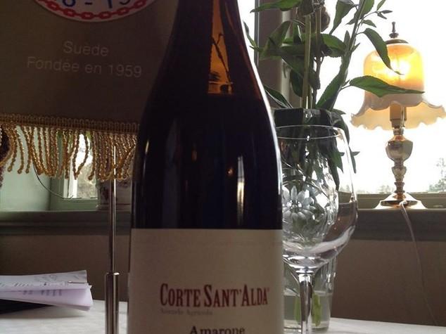 Vino biodinamico, in valpolicella l'Amarone si tinge di rosa