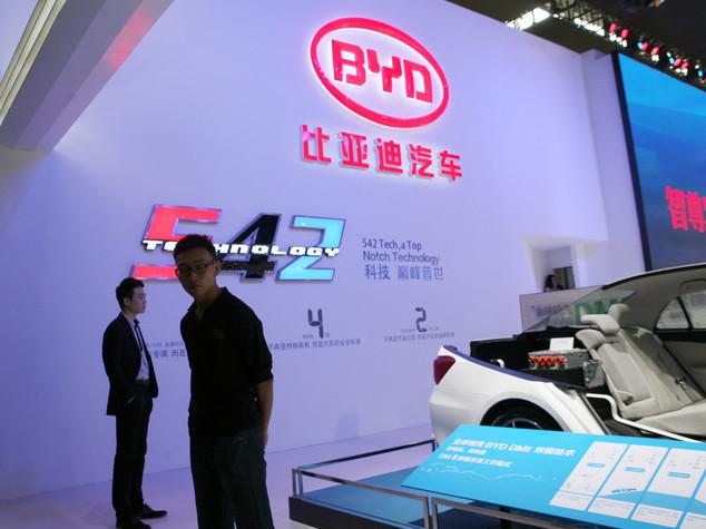 Enel: intesa con cinese Byd per gli e-bus e l'energy storage