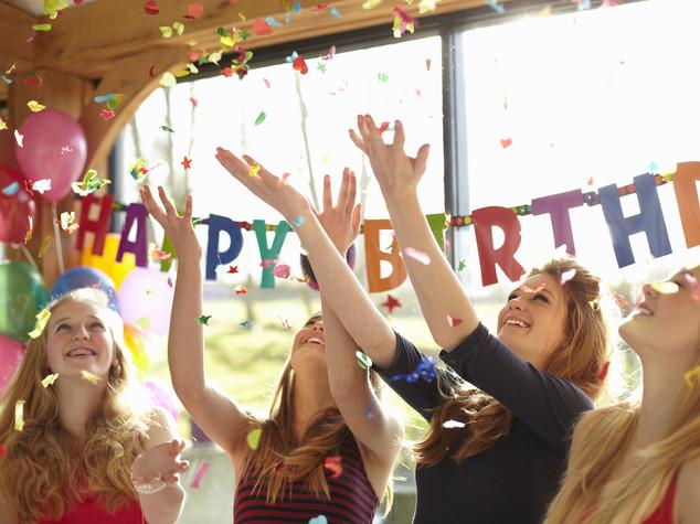 Cantare 'Happy Birthday' è gratis