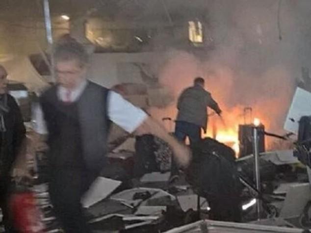 Attacco aeroporto Istanbul, si aggrava il bilancio: 41 morti