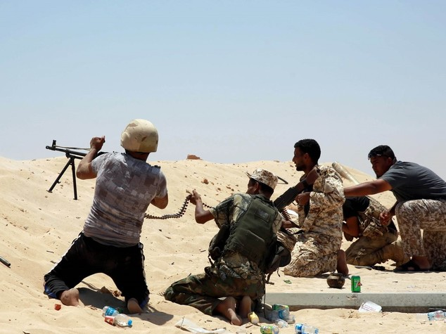 Libia: 500 miliziani Fezzan contro Isis a Sirte