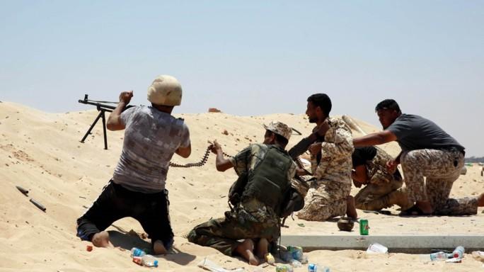Sirte, avanzano le forze filo-governative contro l'Isis