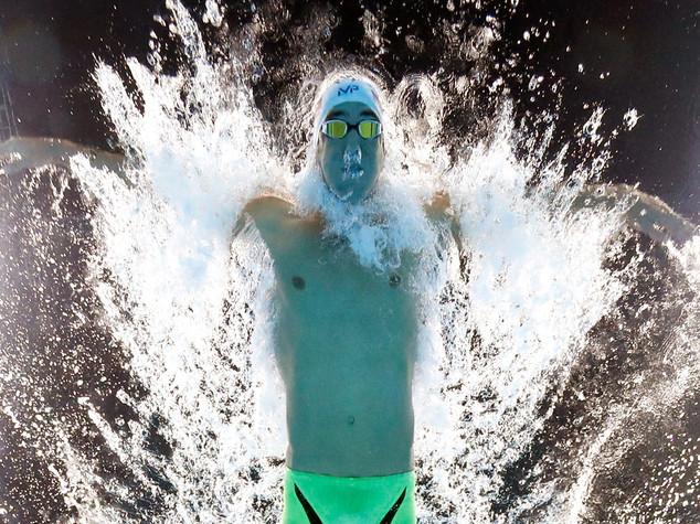 Pass per Phelps nei 200 farfalla, quinta partecipazione