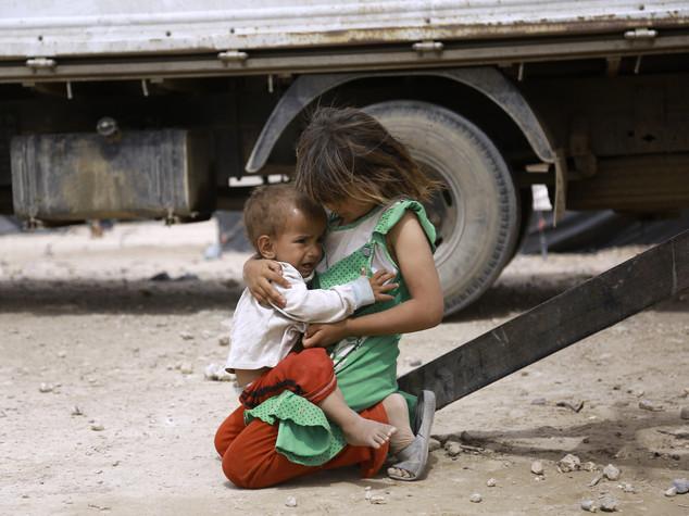 Allarme Unicef, 3,6 milioni di bambini a rischio