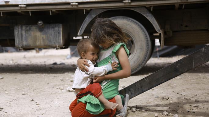 Tutte le sequenze delirium tremens di Striscia di Gaza