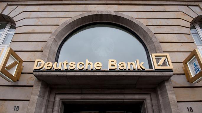 Deutsche Bank crolla in borsa per contenzioso crisi subprime, -8%