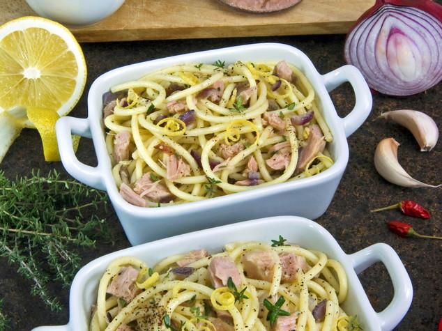 Il piatto dell'estate? Spaghetti con il tonno