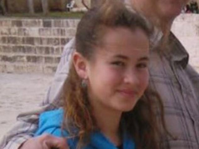 Palestinese di 17 anni uccide a coltellate una tredicenne israeliana