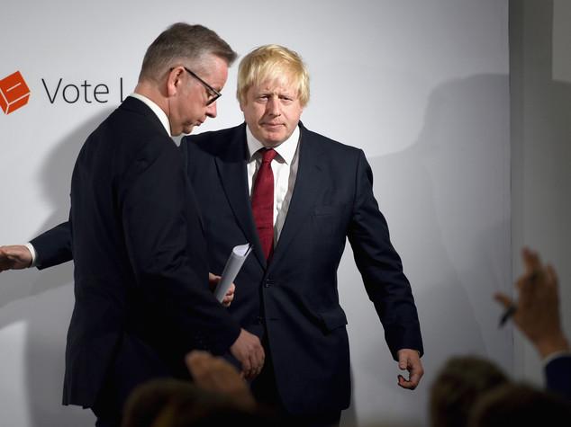 Il no di Johnson e Gove-Bruto, dramma stile-Shakespeare tra i Tory