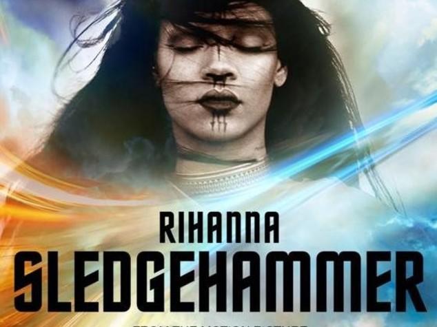 La voce di Rihanna per 'Star Trek Beyond', ecco il video