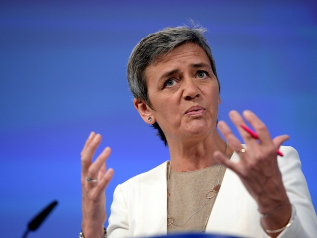 EU approves Italy ultra-broadband scheme