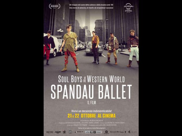 Roma Film Fest: tornano gli anni '80 con il film sugli Spandau Ballet - Video