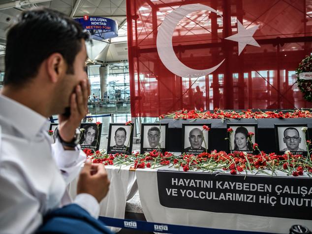 """Strage Istanbul, Chataev: """"l'uomo con un braccio solo"""""""